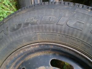 Goodyear Nordic M+S   Winter Tires
