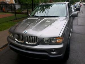 BMW X5 à vendre