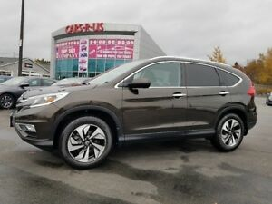 2016 Honda CR-V Touring AWD/ Navigation