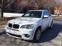 BMW X5  2011 with M package body kit