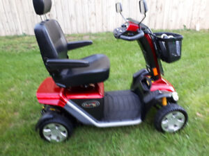 Sale on Scooters Barely Used +Brand New Gel Batteries. please ca