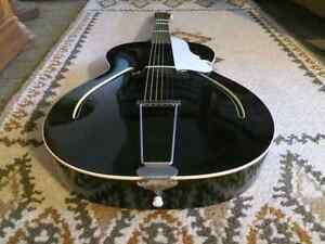 1950s Archtop Guitar (with video) Kitchener / Waterloo Kitchener Area image 6