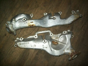 1970 Buick 455 exhaust manifolds.