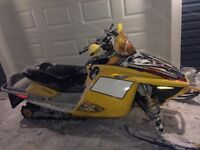Parting out my 2006 rev 800 and 5 other revs sleds