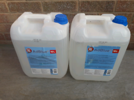 AdBlue - 2 canisters 10L