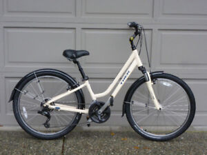 TREK WOMAN BIKE