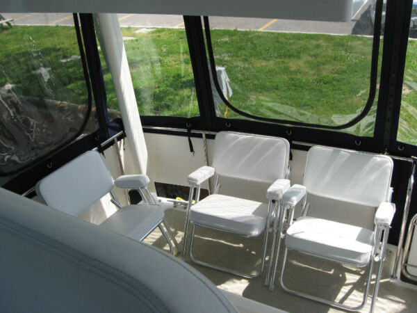 Used 1996 Silverton Marine aft cabin w/fly bridge