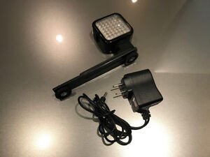 LED Video Light for DSLR & Video Cameras