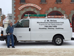 Furnace/Boiler Repair.  JW Brian Mechanical.