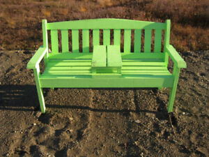 Patio chair/bench
