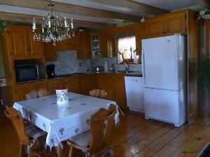 Terre forestière, agricole, érablière avec maison ancestrale Saguenay Saguenay-Lac-Saint-Jean image 3