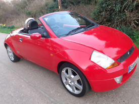 Ford Street KA Luxury 1 6 Convertible.