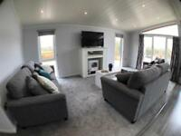 Stunning Lodge for sale Lakeside Loc. nr Newquay Cornwall 1hr from Plymouth