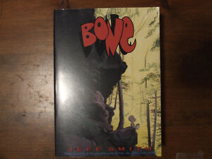 Bone: The complete cartoon epic in one volume - graphic novel