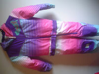 Girls O'Neill One Piece Snow Suit