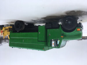 Chipper truck and chipper for sale