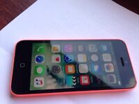 Apple iPhone 5c immaculate