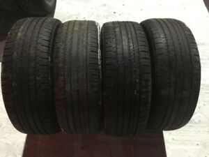 4 Nokian Entyre - 225/60/17 - 60% - $80 For All 4