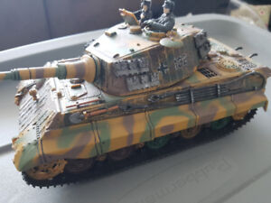 Forces of Valor 1:32 scale King Tiger