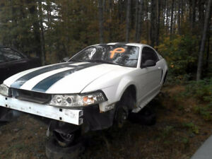 Ford Mustang 2000 Parts Available (J02860)
