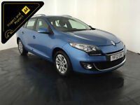2012 RENAULT MEGANE DYNAMIQUE TOMTOM DCI ESTATE DIESEL FINANCE PX WELCOME