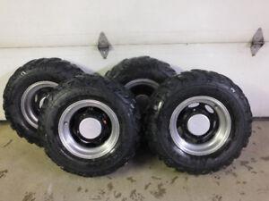 pneus VTT a vendre