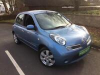 Nissan Micra 1.2 16v Acenta, One Owner from new , 47000 Miles
