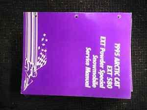 Arctic cat service manual 1995