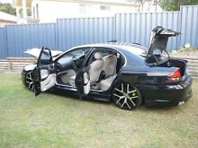 Black vz Holden Calais, heaps of mods!! Not v8 vt vx vy ve commodore  South West Rocks Kempsey Area Preview