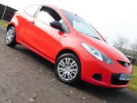2008 58 Mazda Mazda2 1.3 TS 3 DOOR**LOW MILES**FULL MAZDA SERVICE HISTORY**£3195