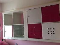 Children's wall or floor units