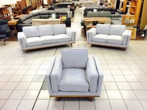 ROWLEY SMOKE (ARMCHAIRS ARE $299, 2 SEAT $499, 3 SEAT $599) Logan Central Logan Area Preview