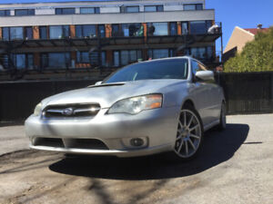 """Subaru Legacy GT, 18"""" mags, 2 sets winters, 3"""" stainless exhaust"""