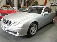 MERCEDES CL 500 5.0 V8 Silver Auto Petrol, 2006 (55)