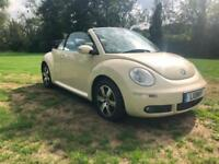 Volkswagen Beetle 1.9TDI 2007 57 REG BEST COLOUR FULL LEATHER CAM BELT DONE