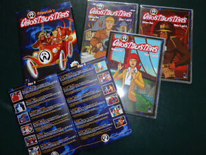 Filmation Ghostbusters Vol1(1986) 6 DVDs, 32 Episodes - Like New