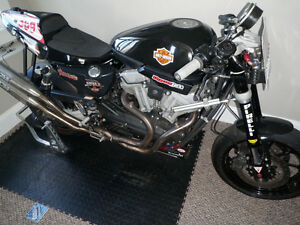 Harley Davidson, XR1200 Vance and Hines Race Package