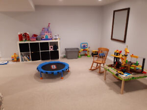 Full-time/Part-time Daycare space available
