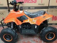Mini Raptors 50cc 70cc 110cc 125cc Kids Quad Bike BRAND NEW 2017!!