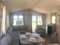 Brand New 8 Berth Caravan For Sale on Sandy bay/Northumberland Coast
