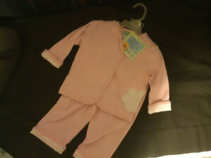 3 Piece Pink Outfit. BRAND NEW w TAGS. Reg. $16.98 for $6