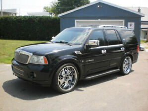 (((WOW))) LINCOLN NAVIGATOR + CUIR + V8 + 4x4 + TOIT OUVRANT