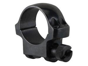 Ruger 90269 Low Scope Ring Blued 1