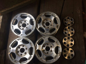 18 Inch Chevy Tire Rims