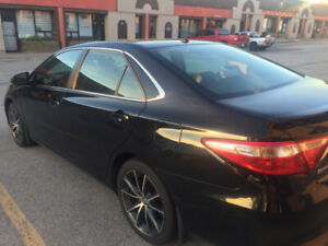 CAMRY 2016 XSE - ONE OWNER