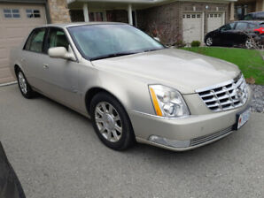 AWESOME DEAL 2008 Cadillac DTS GOLD