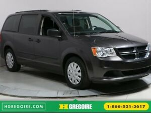 2016 Dodge GR Caravan Canada Value Package A/C GR ELECT