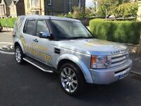 Land Rover discovery 2009