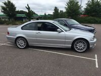 2003 BMW 318CI COUPE 2ltr