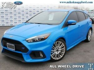 2016 Ford Focus RS  - Low Mileage